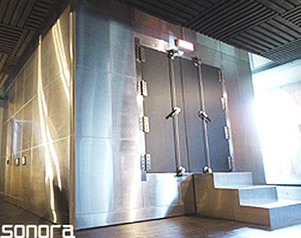 ソノーラテクノロジー株式会社無響室02