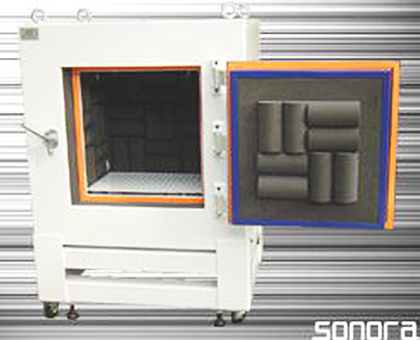 ソノーラテクノロジー株式会社無響BOX02