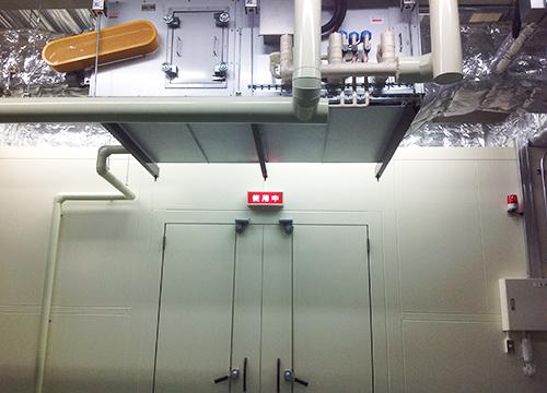 半無響室+空調設備01