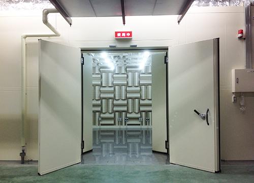 半無響室+空調設備02