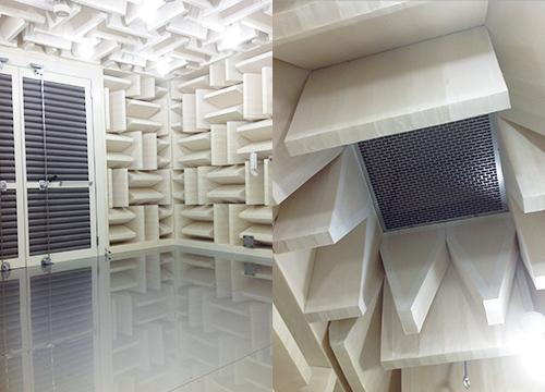 半無響室+空調設備03
